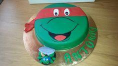 Cake tartarughe ninja