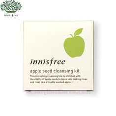 [mini]INNISFREE Apple Seed Cleansing Kit 3items, INNISFREE