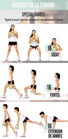workout spécial jambes