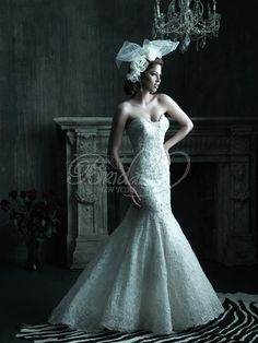 RK Bridal - Allure Couture Bridal - Style C200