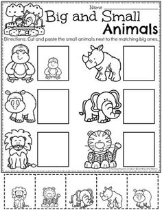 Looking for fun Preschool Zoo Theme Activities for kids? Check out these 16 Hands-On Preschool Zoo inspired Learning Activities and Crafts for Preschool or Kindergarten. Name Activities, Preschool Learning Activities, Preschool Worksheets, Classroom Activities, Preschool Activities, Preschool Zoo Theme, Preschool Kindergarten, The Zoo, Animal Worksheets