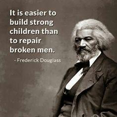 Broken men!