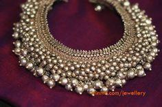 silver anklets / gajjalu