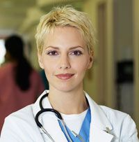 Occupation- doctor: headshot