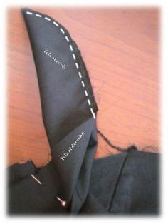 Aprende a coser una BANDANA de CHEF 🍜🍚🍝🍳🍲 — Steemit Bandana, Tap Shoes, Dance Shoes, Mascara, Bones, Sewing Patterns, Stitch, Hats, Poppies