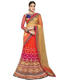 Naksh - EXCLUSIVE DESIGNER WOMENS INDIAN STUNNING TRADITIONAL ETHNIC WEDDING RED LEHENGA CHOLI