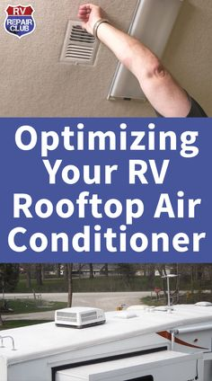 We've found that most RVers expect more from their RV rooftop air conditioning units than their maximum capability. Generally, rooftop AC has the capacity to cool a unit to 20 degrees below outdoor temperature, so on the hottest of days you shouldn't expect inside temperature to be as cozy as you'd like. However, there are a number of steps you can take to ensure your RV rooftop air conditioning runs optimally so your unit is as comfortable as possible.