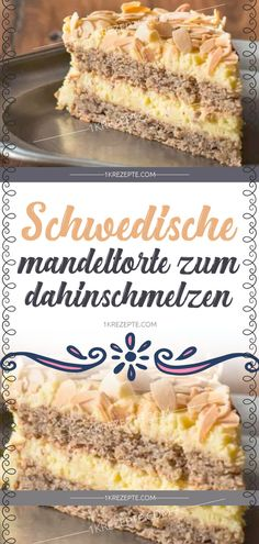 Cake Recipes The other day, there was the recipe for delicious Köttbullar -… Banana Bread Easy Moist, Banana Bread Recipes, Punch Bowl Cake, Sheet Cake Recipes, Flaky Pastry, Mince Pies, Almond Cakes, Cupcakes, Savoury Cake
