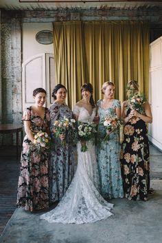 25 Bridesmaids Who Killed The Fashion Wedding Bridesmaid Dressesbridesmaid Dresses Fl