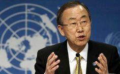 Ban Ki-moon Appoints Major General Jai Shanker Menon As Head Of Key UN Force