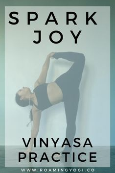 Marie Kondo is teaching the world to spark joy with their household items. Today I'm inviting you to spark joy in a joyful yoga practice! Yoga Sequence For Beginners, Yoga Routine For Beginners, Advanced Yoga, Beginner Yoga, Yoga Sequences, Yoga Poses, How To Start Yoga, Online Yoga, Yoga For Weight Loss