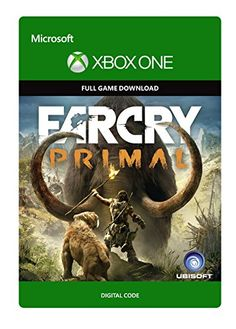 #10: Far Cry Primal - Xbox One Digital Code