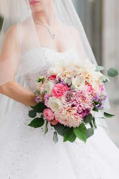ANNAMARIE AKINS PHOTOGRAPHY | AMANDA VERONEE flowers Chrysanthemum, Garden Rose and Stock Bouquet