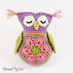 Sleepy Owl Toy