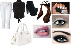 """""""Lets Go Shopping!"""" by crystalblack6 on Polyvore"""