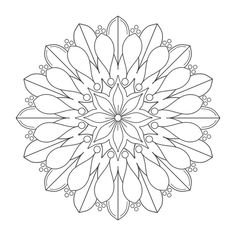 color mandala designs - Google zoeken