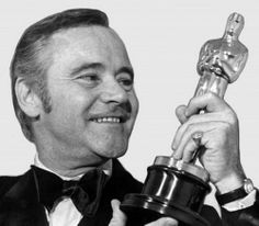 Oscar winner JACK LEMMON, was an 8 time Academy Award nominee and took home two Oscars for his performances in MR. ROBERTS and SAVE THE TIGER.  Lemmon also hosted the Oscars four times.   To see the list of OSCAR HOSTS: Who Has Hosted the Most Academy Awards Ceremonies, visit: http://hollywood-legacy.tumblr.com/post/36180782793/oscars-list-of-who-has-hosted-the-most