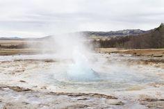 зима исландии