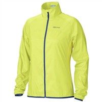 Marmot Trail Wind Jacket - Women's - Hyper Yellow