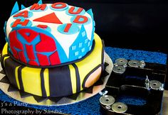 Transformers Birthday Party | | Kara's Party IdeasKara's Party Ideas