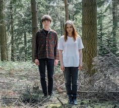 The End Of The F***ing World - James and Alyssa // Alex Lawther and Jessica Barden