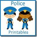 Free Police Unit printables