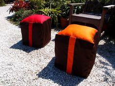Milk Crate Cushions: Milk Crate Cushions