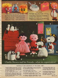 1969-xx-xx Sears Christmas Catalog P045 - Peanuts