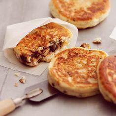 Hotteok, søde koreanske pandekager