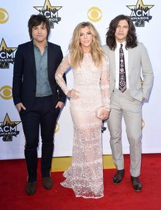 Pin for Later: The 50th ACM Awards Bring Out Country Stars, Hot Couples, and Even Sofia Vergara! The Band Perry