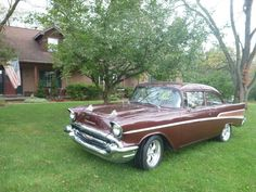 1957 Chevrolet 210...Brought to you by #InsuranceAgents at #HouseofInsurance #EugeneOregon