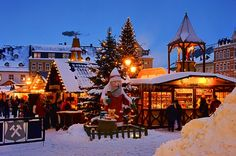 Best German themed Christmas Markets in the UK This Winter