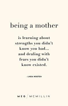 10 inspiring mom quotes to get you through a tough day – Meg McMillin # Parenting quotes 10 inspiring mom quotes to get you through a tough day New Mom Quotes, Mama Quotes, Mothers Day Quotes, Great Quotes, Quotes To Live By, Life Quotes, Funny Quotes, Becoming A Mom Quotes, Inspirational Quotes For Moms