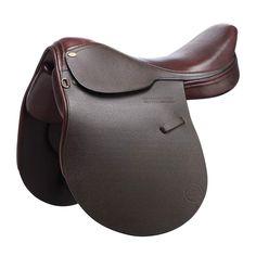 Pampeano Premium Leather Polo Saddle - Leather The Pampeano Premium Leather Polo…