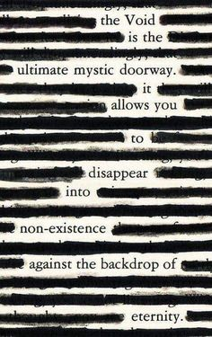 Creating Blackout Poetry for your Art Journal. What a great idea for reading, writing poetry, and artistic expression.