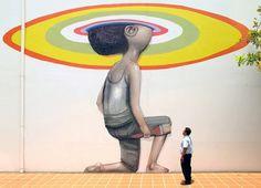 French Artist : Seth. Street Art - Graffiti - Urban culture.