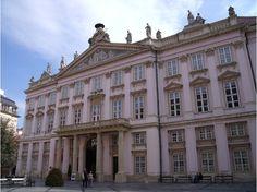 Primate's Palace, Bratislava, Eslováquia