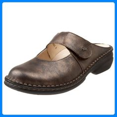 00b55c8cd4243c You ll love these adorable women s Mary Jane clogs from Finn Comfort! Set  in a premium leather upper