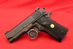 """1993 Colt .45 3.5"""" Night Officer"""