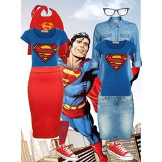 Superman Ladies ◆ Apostolic Pentecostal Fashion ◆