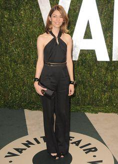 Adore Sophia's sleek jumpsuit - effortlessly cool