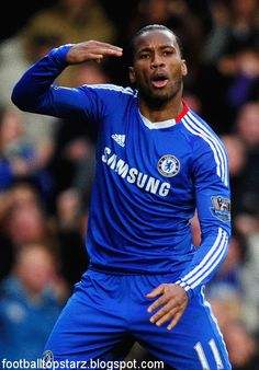 Didier Drogba in Action - #Chelsea #Quiz