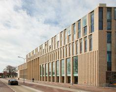 Municipal Center Nieuwe Kolk, by De Zwarte Hond