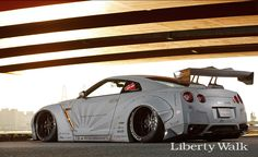 LB☆WORKS R35 GTR – LIBERTY WALK