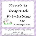 This is a set of Response sheets for the children to draw and write a sentence, or label their answer, after you have read a story.  Meets Common C...
