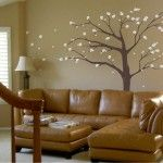 Tree Mural on the wall : )
