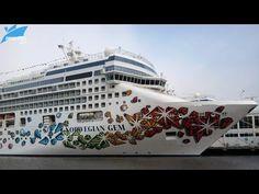 """Norwegian Cruise Line streicht die nächste Reise der """"Norwegian Gem"""" ab/bis New York   traveLink."""