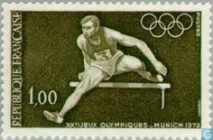 France [FRA] - Olympic Games 1972