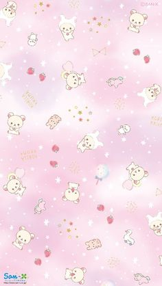 Collection of kawaii pastel wallpaper images in collection) Cute Pastel Wallpaper, Sanrio Wallpaper, Soft Wallpaper, Kawaii Wallpaper, Wallpaper Iphone Cute, Cellphone Wallpaper, Aesthetic Iphone Wallpaper, Pattern Wallpaper, Wallpaper Backgrounds