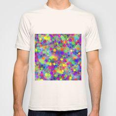 #abstract  #Tshirts #geometric #colorful